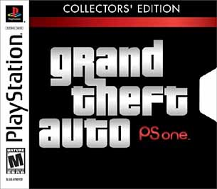 Grand Theft Auto: Collector's Edition - PlayStation - Used