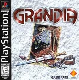 Grandia - PlayStation - Used