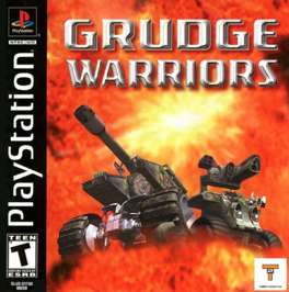 Grudge Warriors - PlayStation - Used