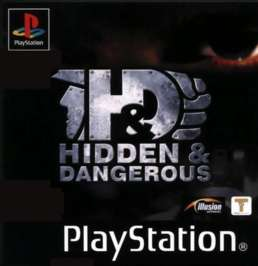 Hidden & Dangerous - PlayStation - Used