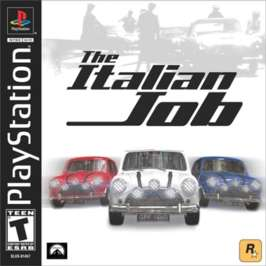 Italian Job - PlayStation - Used