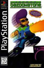 Johnny Bazookatone - PlayStation - Used