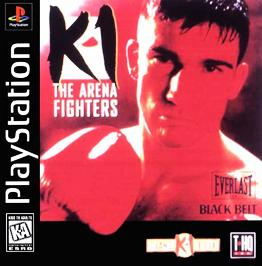 K-1 The Arena Fighters - PlayStation - Used