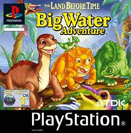 Land Before Time: Big Water Adventure - PlayStation - Used