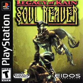 Legacy of Kain: Soul Reaver - PlayStation - Used