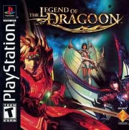Legend of Dragoon - PlayStation - Used