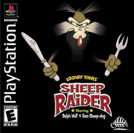 Looney Tunes: Sheep Raider - PlayStation - Used