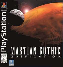 Martian Gothic: Unification - PlayStation - Used