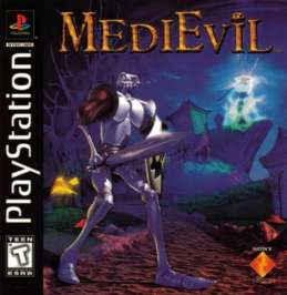 MediEvil - PlayStation - Used