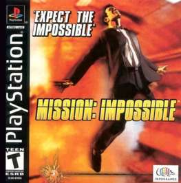 Mission: Impossible - PlayStation - Used