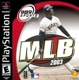 MLB 2003 - PlayStation - Used