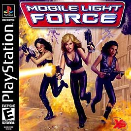 Mobile Light Force - PlayStation - Used