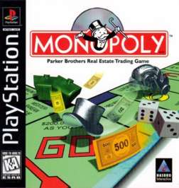 Monopoly - PlayStation - Used