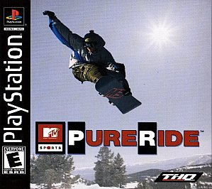 MTV Sports: Pure Ride - PlayStation - Used