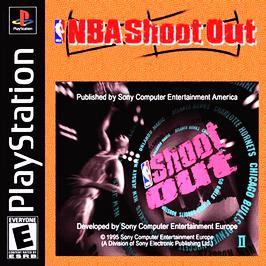 NBA ShootOut - PlayStation - Used