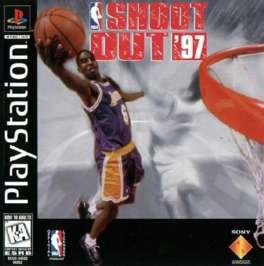 NBA ShootOut '97 - PlayStation - Used