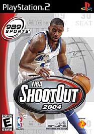 NBA Shootout 2004 - PlayStation - Used
