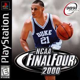 NCAA Final Four 2000 - PlayStation - Used