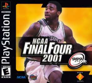NCAA Final Four 2001 - PlayStation - Used