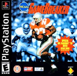NCAA GameBreaker - PlayStation - Used