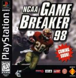NCAA GameBreaker '98 - PlayStation - Used