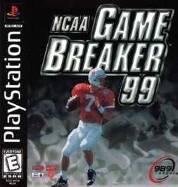 NCAA GameBreaker '99 - PlayStation - Used