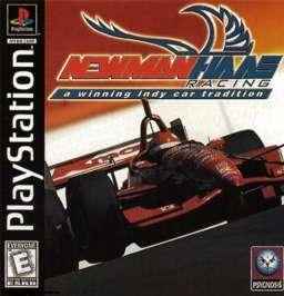 Newman Haas Racing - PlayStation - Used