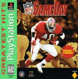 NFL Gameday - PlayStation - Used