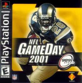 NFL GameDay 2001 - PlayStation - Used