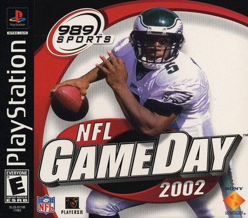 NFL GameDay 2002 - PlayStation - Used