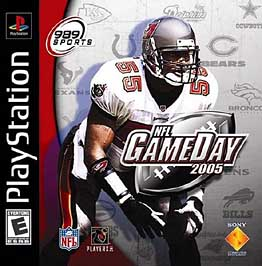 NFL GameDay 2005 - PlayStation - Used