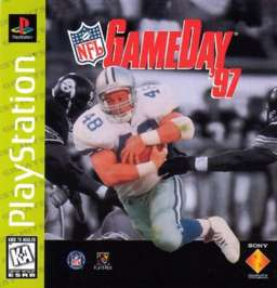 NFL Gameday 97 - PlayStation - Used