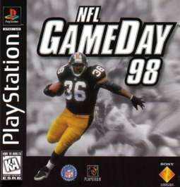 NFL GameDay 98 - PlayStation - Used