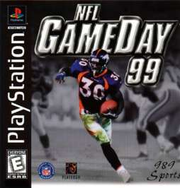 NFL GameDay 99 - PlayStation - Used