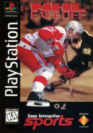 NHL FaceOff - PlayStation - Used