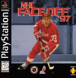 NHL FaceOff '97 - PlayStation - Used