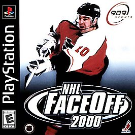 NHL FaceOff 2000 - PlayStation - Used