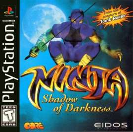 Ninja: Shadow of Darkness - PlayStation - Used
