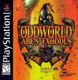 Oddworld: Abe's Exoddus - PlayStation - Used