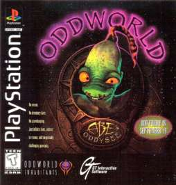 Oddworld: Abe's Oddysee - PlayStation - Used