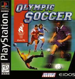 Olympic Soccer - PlayStation - Used