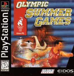 Olympic Summer Games: Atlanta '96 - PlayStation - Used