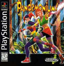 Pandemonium - PlayStation - Used