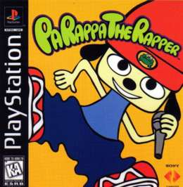 Parappa The Rapper - PlayStation - Used