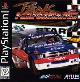 Peak Performance - PlayStation - Used