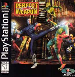 Perfect Weapon - PlayStation - Used