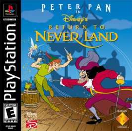 Peter Pan in Disney's Return to Never Land - PlayStation - Used