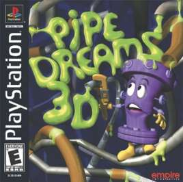 Pipe Dreams 3D - PlayStation - Used