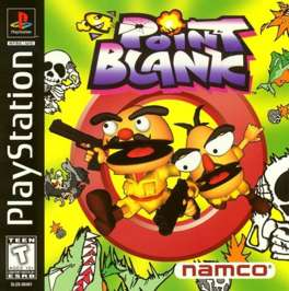 Point Blank - PlayStation - Used