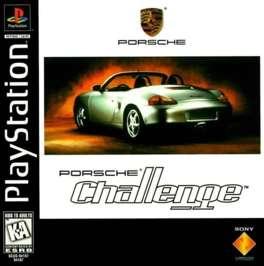 Porsche Challenge - PlayStation - Used
